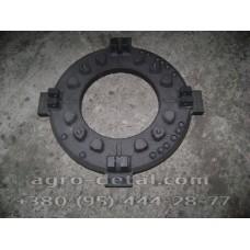 Диск нажимной 14.1601093 ( плита ), сцепления, автомобиля ЗИЛ-133 ГЯ с двигателем КАМАЗ