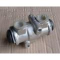 Клапан 100-3515110 защитный, двойной в сборе, пневмосистемы, автомобиля ЗИЛ-133ГЯ.