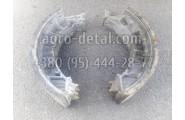 Колодка заднего тормоза а сборе 130-3502090-Б4 с накладками,автомобиля ЗИЛ-133 ГЯ,ЗИЛ-130
