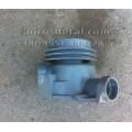 Насос водяной, помпа  740.1307010-10 системы охлаждения, автомобиля ЗИЛ-133 ГЯ
