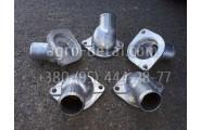 Патрубок термостата 130-1303014-Б2 верхний (крышка) автомобиля ЗИЛ 130