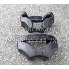 Подушка 130-1001050 опоры двигателя задняя автомобиля ЗИЛ 130