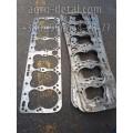 Прокладка 157-1003020 головки блока цилиндров двигателя автомобиля ЗИЛ 157