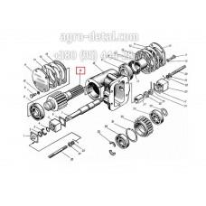 Вал-шестерня КС-3575А.14.108-1 коробки КОМ ЗИЛ 133 ГЯ автокрана КС 3575